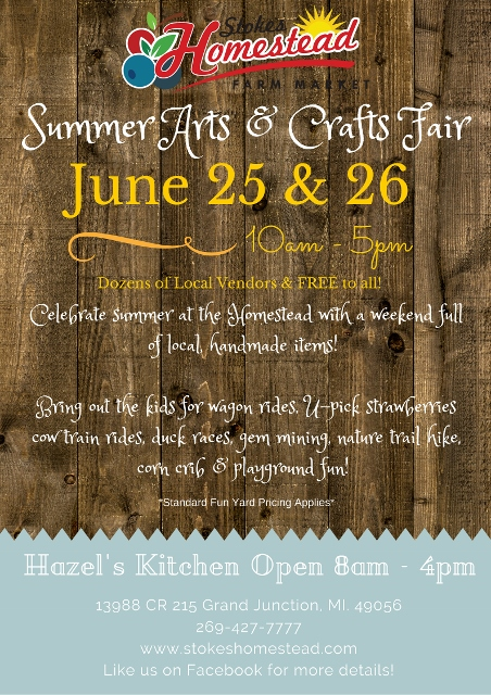 Summer Arts Crafts Flyer Pic 452x640